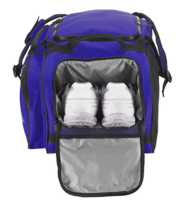 "Undecorated GRIT Baseball Duffle/Back Pack 27"" Royal Blue - BD01"