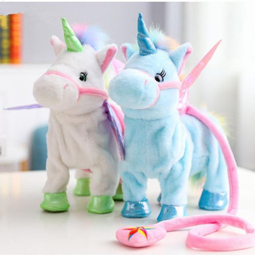 Magic Walking & Singing Unicorn - Trend Deals