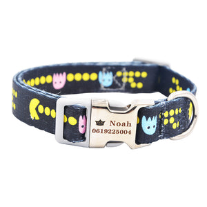 Customized Pet Engraving Anti-Lost Collar - Trend Deals