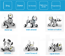Load image into Gallery viewer, Intelligent Remote Control Robot Dog - Trend Deals