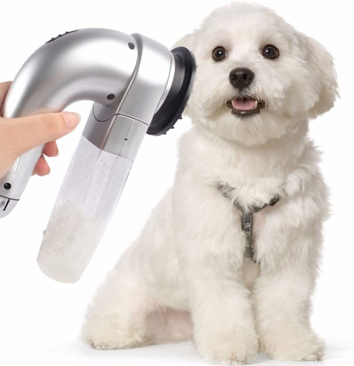 Groom™ Pet Vacuum - Trend Deals