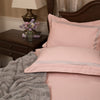 PETALS  BEDDING SET - CORAL PEACH - Mason Home by Amarsons - Lifestyle & Decor