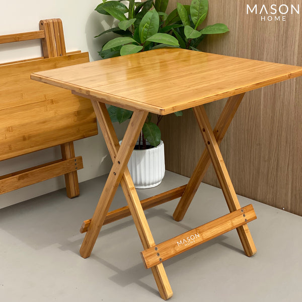 ERZA FOLDING TABLE - BIG - Mason Home by Amarsons - Lifestyle & Decor