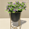 CANYON PLANTER - BLACK