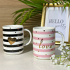 PARALLEL LINES CUP - SET OF 2