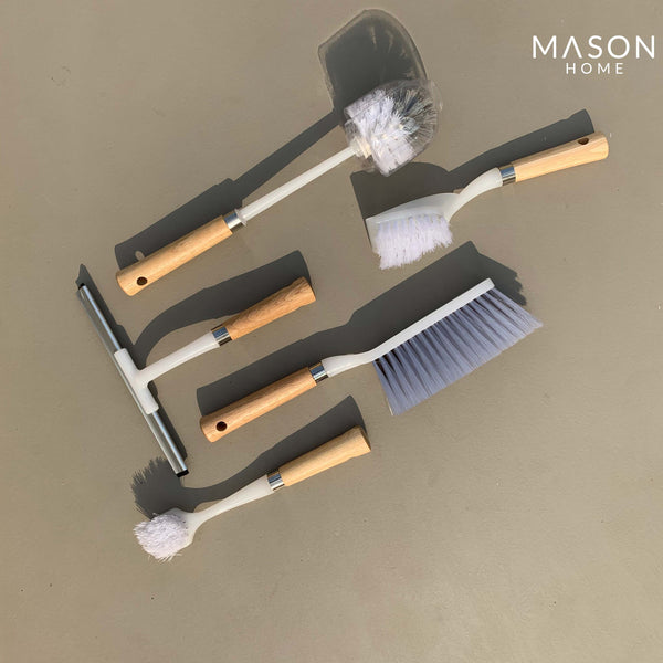 CLEANING BRUSHES - SET OF 5