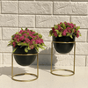 OLVERA ARTIFICIAL PLANTS (SET OF 2) - DARK PINK