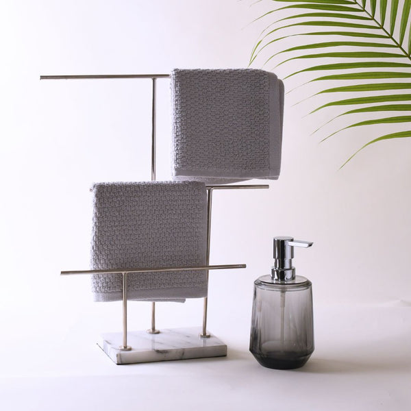MELROSE STAND SILVER - Mason Home by Amarsons - Lifestyle & Decor