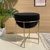 MARAIS POUF - BLACK - Mason Home by Amarsons - Lifestyle & Decor