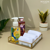 MILAN TRAY - SQUARE - Mason Home by Amarsons - Lifestyle & Decor