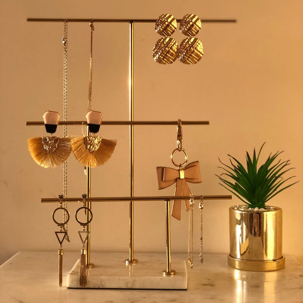 MELROSE STAND GOLD - Mason Home by Amarsons - Lifestyle & Decor