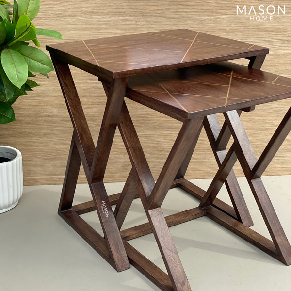 NEVADA NESTING TABLE - Mason Home by Amarsons - Lifestyle & Decor