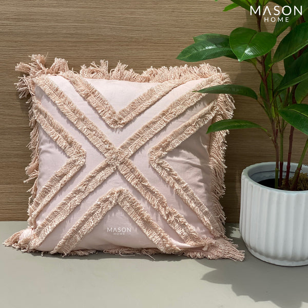 MADISON CUSHION - CHIC PINK - Mason Home by Amarsons - Lifestyle & Decor