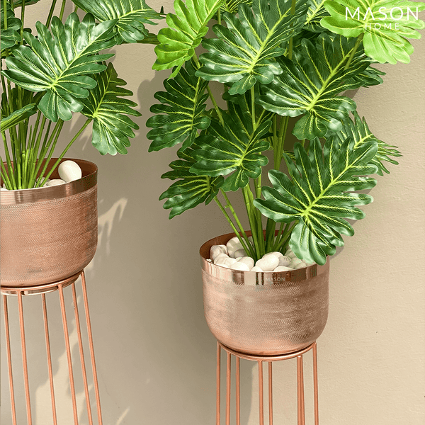 PHILODENDRON FAUX PLANT