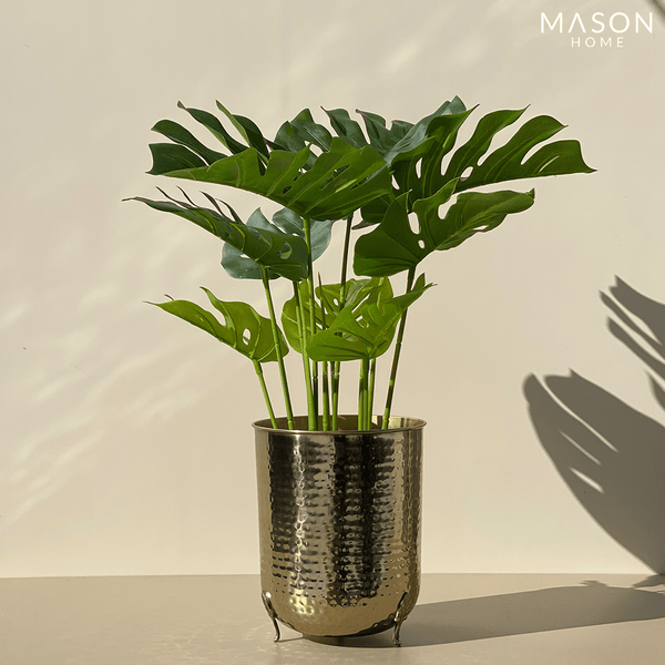 SAFI PLANTER GOLD - Mason Home by Amarsons - Lifestyle & Decor