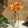 ORCHIDS BUNCH - TANGERINE ORANGE - Mason Home by Amarsons - Lifestyle & Decor