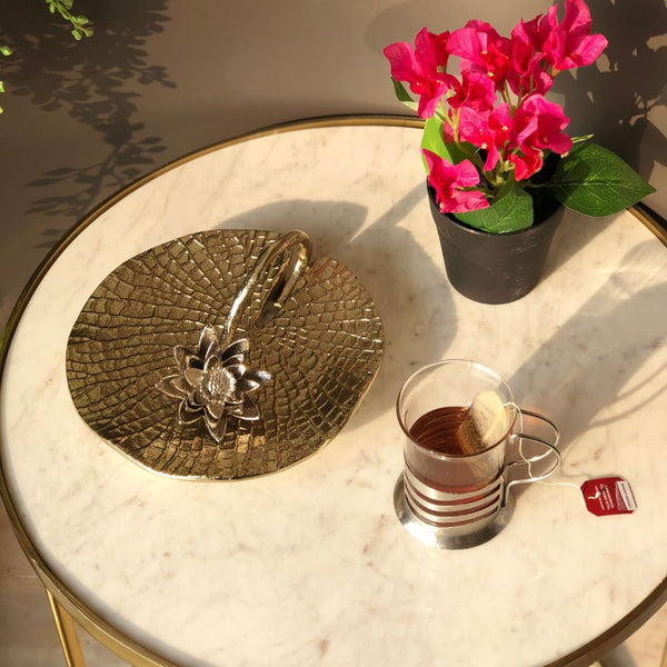 LOTUS NAPKIN HOLDER - Mason Home by Amarsons - Lifestyle & Decor
