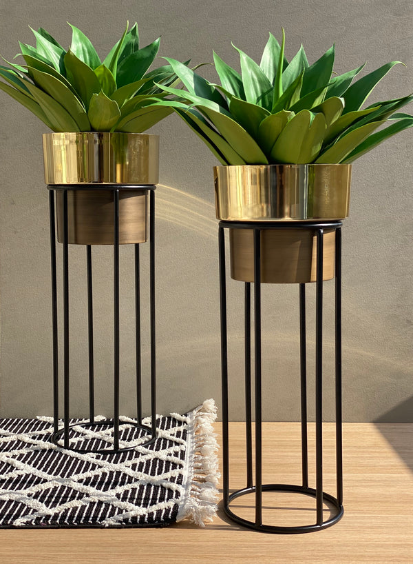 BROOKLYN PLANTERS - BROWN - Mason Home by Amarsons - Lifestyle & Decor