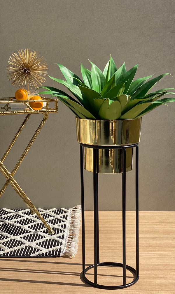 BROOKLYN PLANTERS - GOLD - Mason Home by Amarsons - Lifestyle & Decor