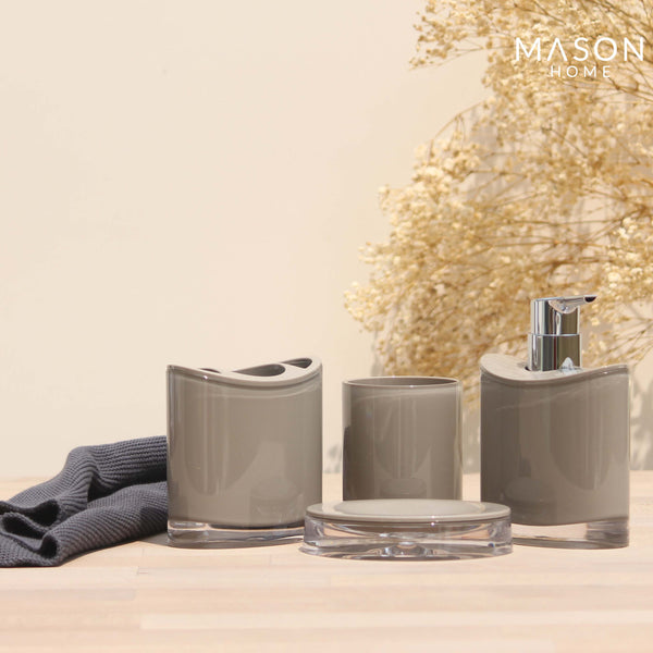WESPORT BATH SET BEIGE - Mason Home by Amarsons - Lifestyle & Decor