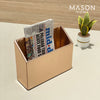 MAGAZINE STAND - ROSE GOLD - Mason Home by Amarsons - Lifestyle & Decor