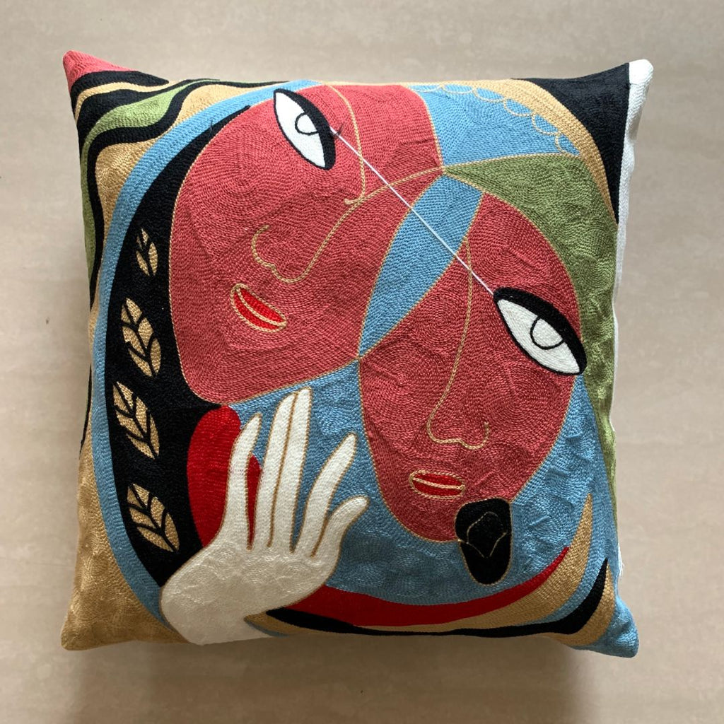 GEMINI POP CUSHION - Mason Home by Amarsons - Lifestyle & Decor