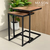 GHANA TABLE SQUARE ROSE GOLD - Mason Home by Amarsons - Lifestyle & Decor