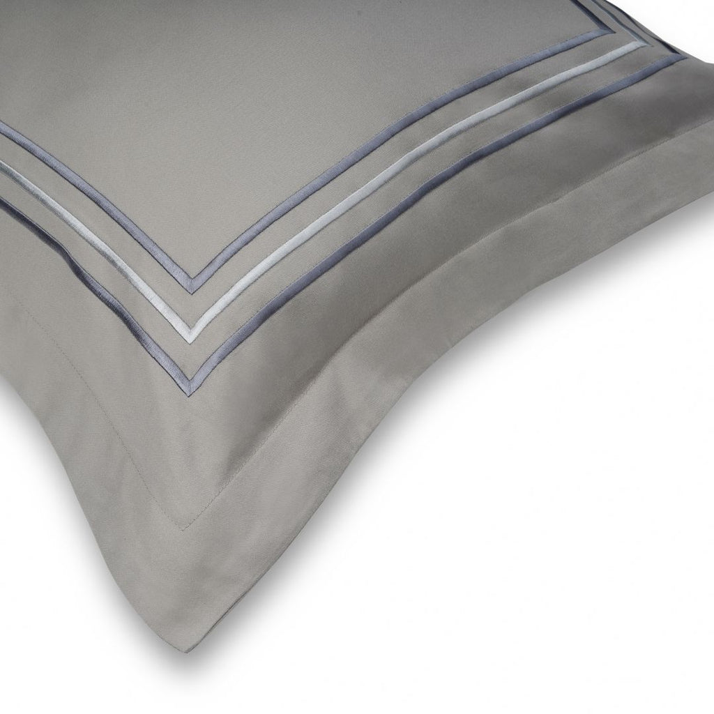 PARALLEL BEDDING SET - MODERN GREY