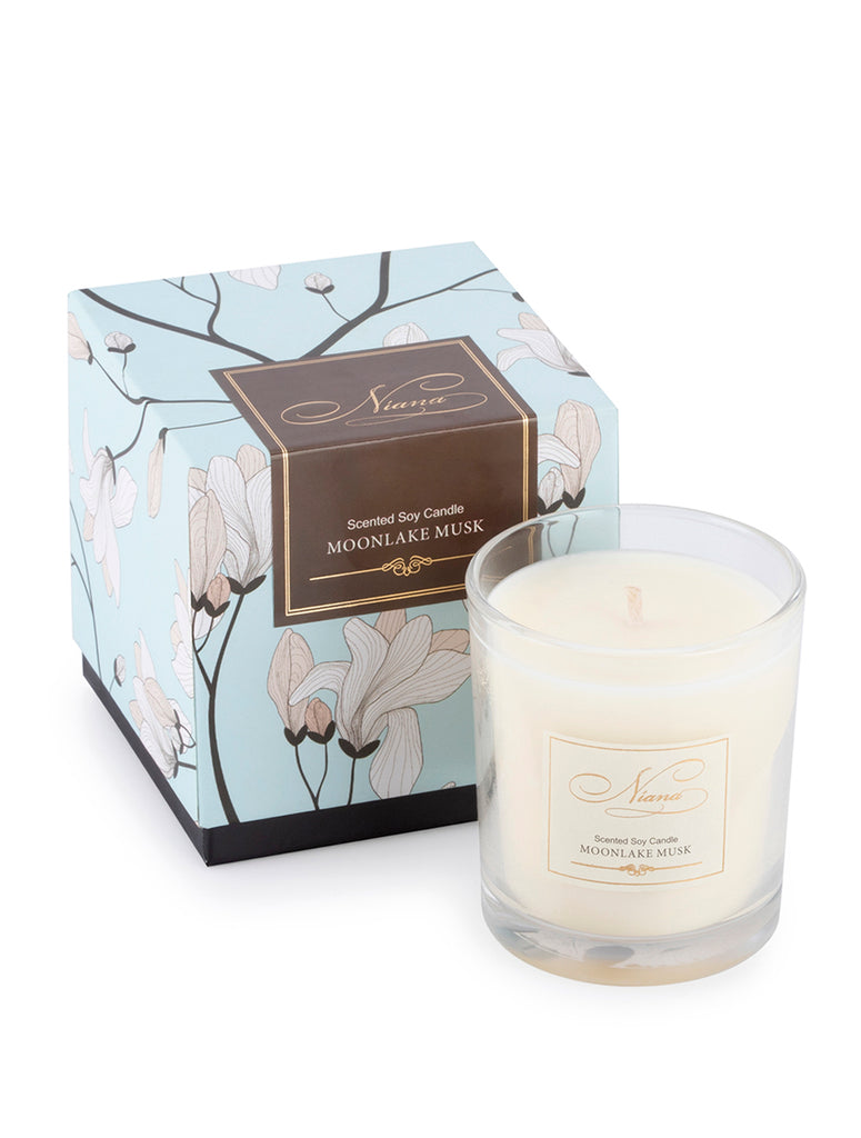 MOONLAKE MUSK CANDLE