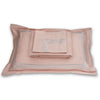 PARALLEL BEDDING SET - CORAL PEACH