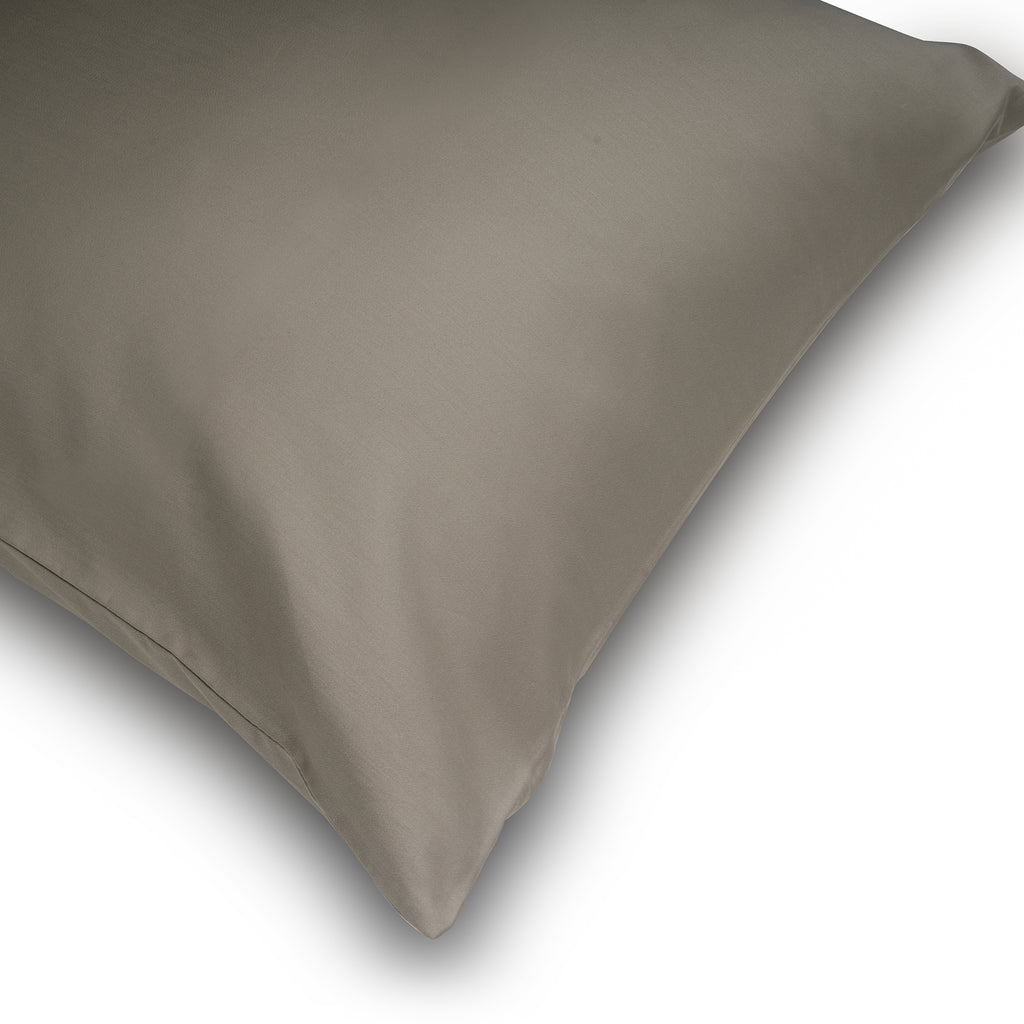 SOLID BEDDING SET - COBBLESTONE