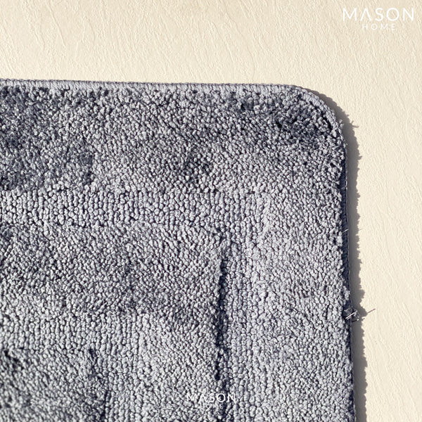 BATH MAT - GREY - Mason Home by Amarsons - Lifestyle & Decor