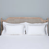 PARALLEL BEDDING SET - WHITE - Mason Home by Amarsons - Lifestyle & Decor