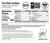 Artisan Keto Cookies Sample Pack