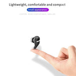 A2 TWS Bluetooth Earphones Wireless Earbuds Mini Stereo Music Headsets Hands-free With Mic Charging