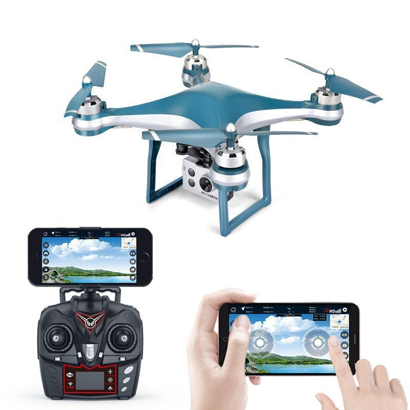 K10 GPS 5G Wifi FPV Drone With 720P/1080P Wide Angle Camera 20mins Flight Time RC Quadcopter RTF