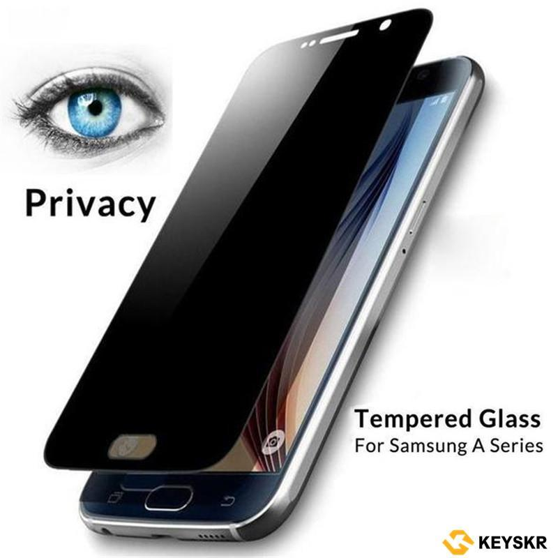 Privacy Screen For Samsung Galaxy J3 J5 J7 Pro 2017 Anti Peeping Privacy Protector For Samsung J2 J3 J5 J7 2016 Prime Glass Film