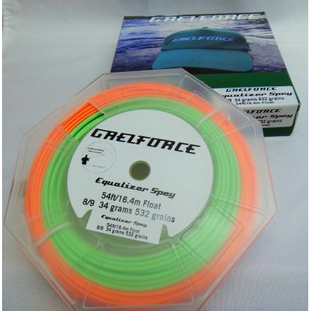 Galeforce Equalizer Spey lines