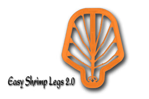 Easy Shrimp Legs Medium