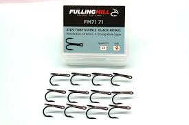 Fulling tube mill double hooks