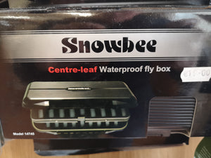 Snowbee fly box large