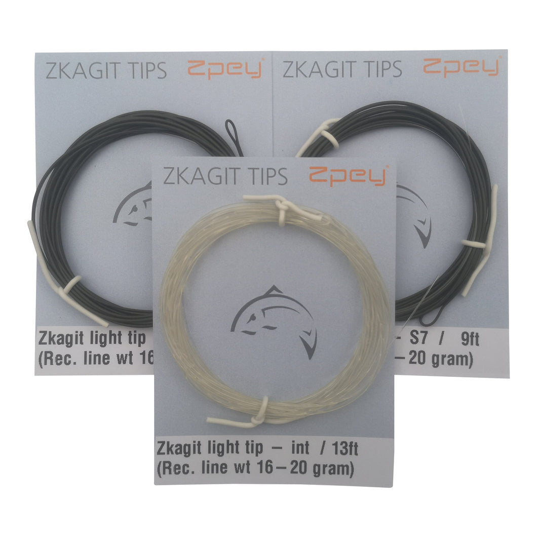 ZPEY  SH - Zkagit Light tips