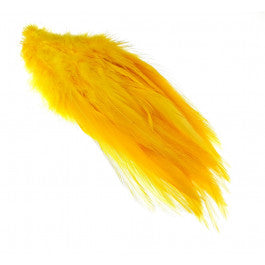 FF Rooster Saddle Feather