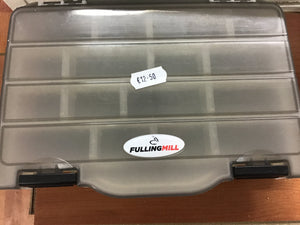 Fulling mill tube box large