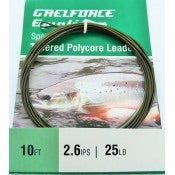 Galeforce Tapered Polycore Leaders 10ft