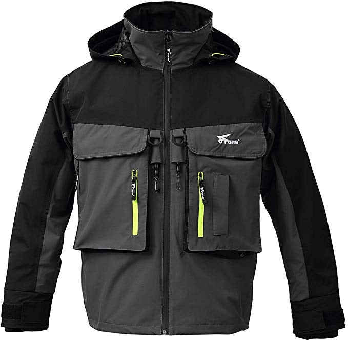 8Fans Breathable wading jacket