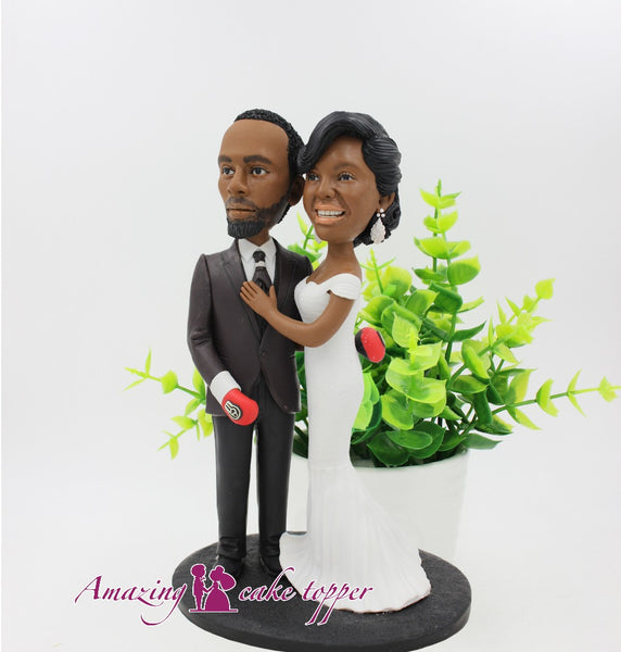 2019 Amazing Cake Topper Toys Different Wedding Rings For Boxing