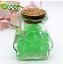 About 100Pcs /lot Water Beads Soil Shaped Crystal Soil Water Beads
