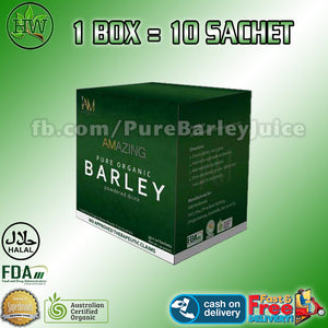 "Amazing Pure Organic Barley ""FREE SHIPPING"" (BEST SELLING)"