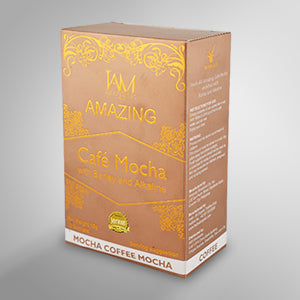 1 Box of Amazing Coffee Mocha with Barley and Alkaline